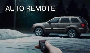 auto remote